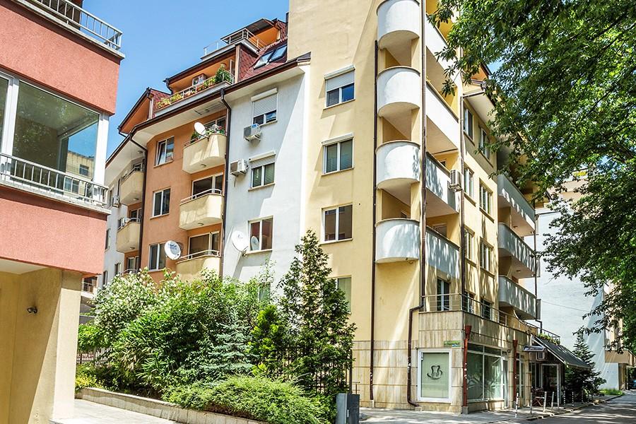 Residential building 67 Persenk str. sq. Lozenets