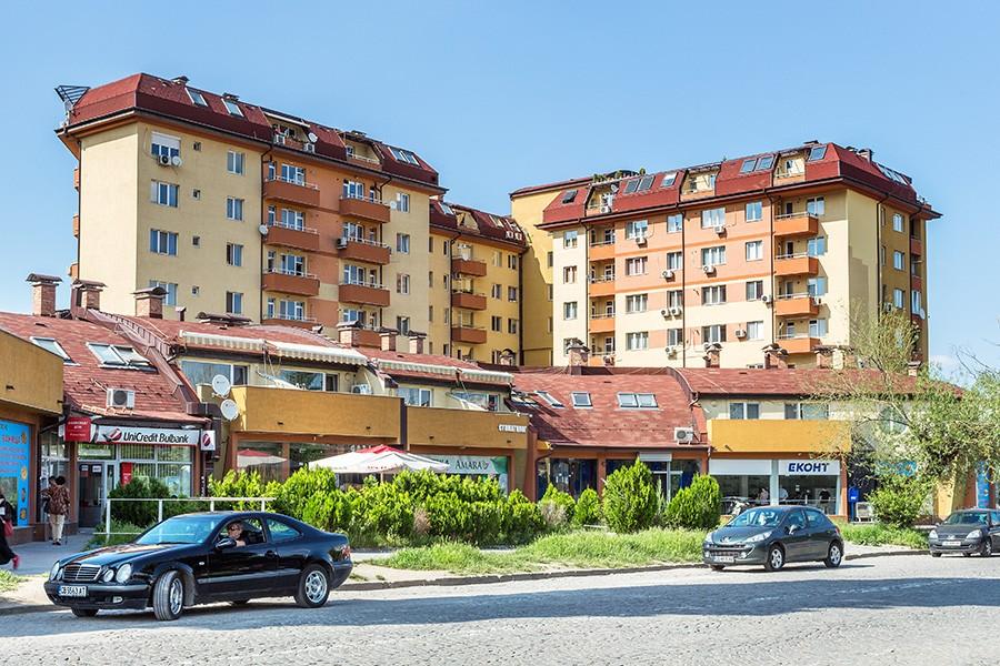 Residential complex at 34-42 Ljubljana str, Ovcha Kupel residential area