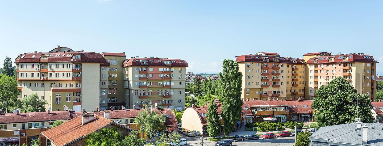 Жилищен комплекс ул. Любляна 34-42, кв. Овча Купел