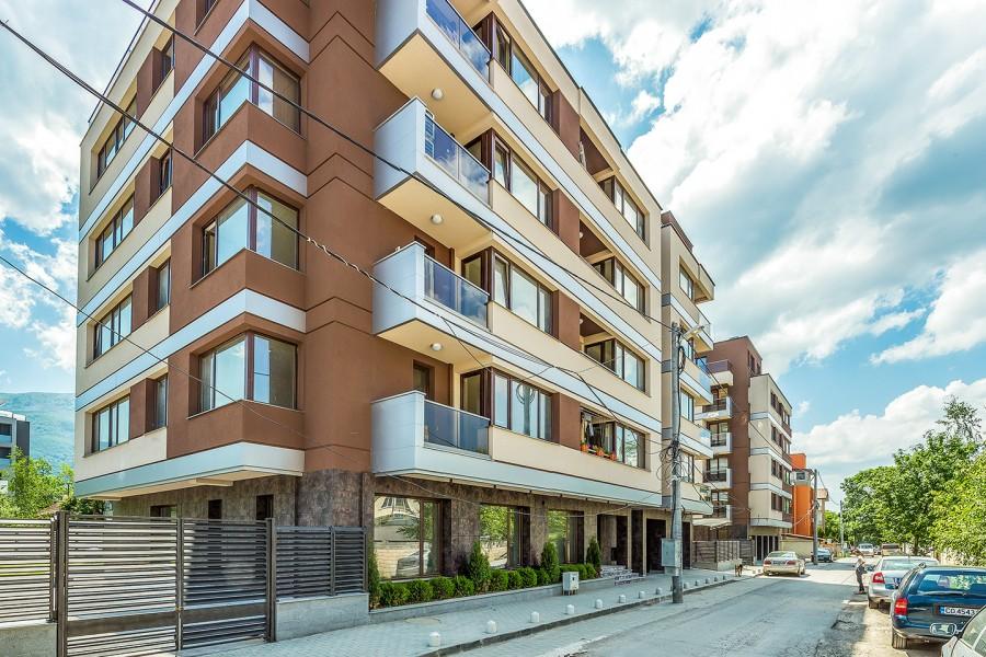 Residential building 17 Prof. Marin Goleminov str. - sq. Krastova vada