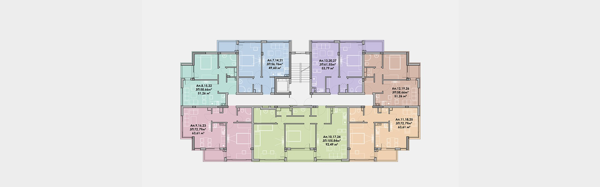 Втори етаж