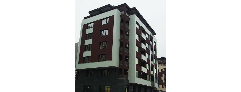 Residential building Malinova dolina