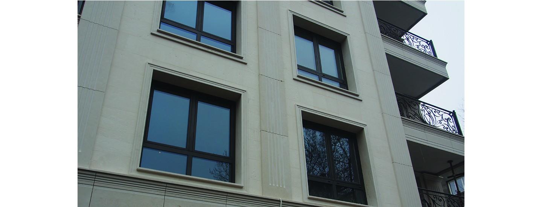 Residential building, Lozenetz district