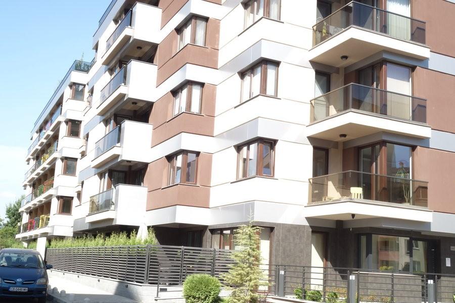 Residential building VITOSHA SKY