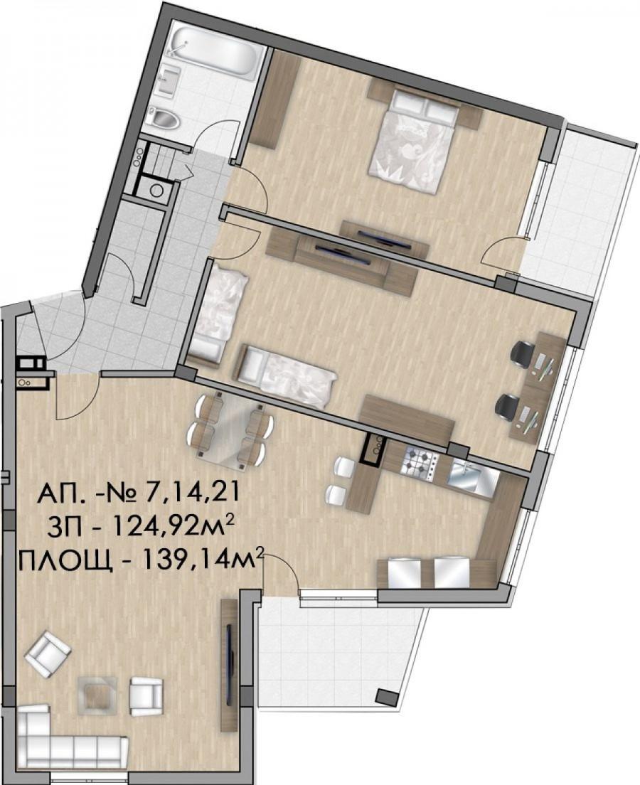 Апартамент 7
